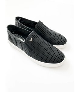 MICHAEL KORS KEATON SLIP ON - FP1L - BLACK