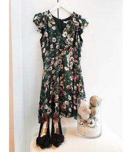 PARKER SLOANE DRESS - CACTI DAISY