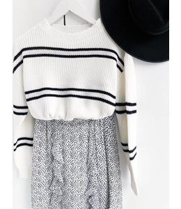 PARKER SHANIA SWEATER - S040 - IVORY