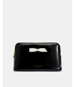 TED BAKER CAFFARA - WASH BAG - BLACK