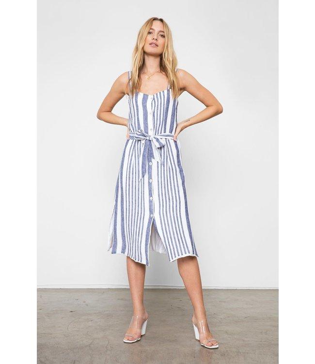 RAILS CLEMENT DRESS - 986 - BAY STRIPE