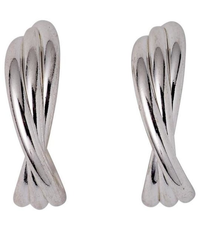 PILGRIM JENIFER EARRINGS - 6003 - SILVER