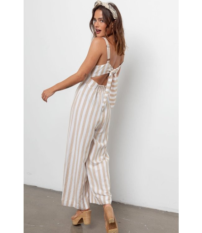 RAILS TERESA JUMPSUIT - CANYON STRIPE