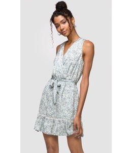 GREYLIN PENELOPE DRESS - 3770 - AQUA