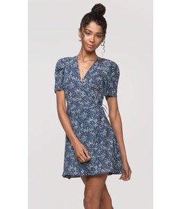 GREYLIN DANIELLE PRINT DRESS - 3768 - BLUE