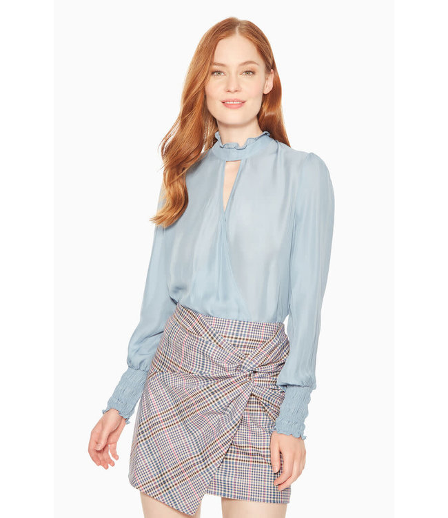 PARKER MONTAIGNE SKIRT - SCK - PEGGY PLAID