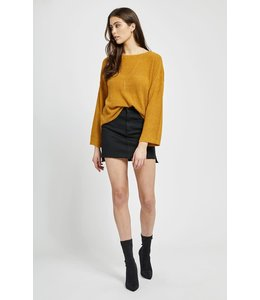 GENTLE FAWN ANCHORAGE SWEATER - HONEY MUSTARD