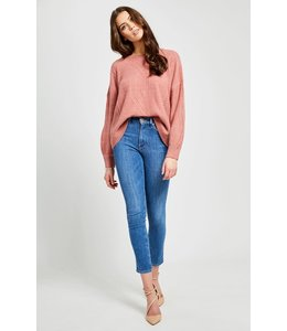 GENTLE FAWN COSMO SWEATER - 3754 - ROSE