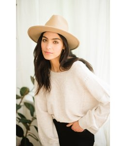 GENTLE FAWN COSMO SWEATER - 3754 - BEIGE