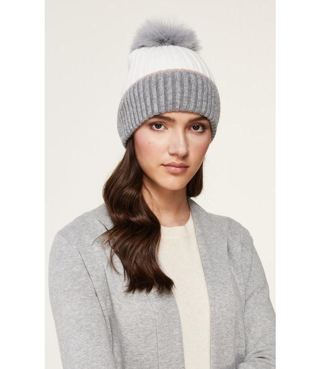 SOIA & KYO CIEL HAT - OFF WHITE