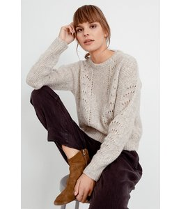 RAILS MARA SWEATER - TEDDY