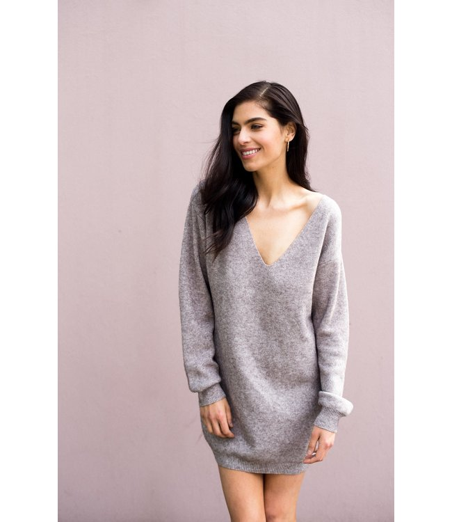 GENTLE FAWN OSLO SWEATER DRESS - 3776 -