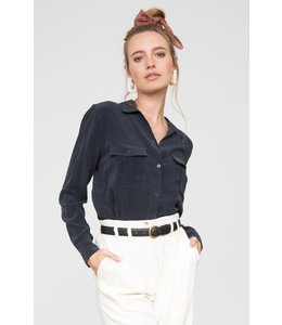 RAILS RHETT BUTTON DOWN - CHARCOAL