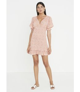 MARGHERITA MINI DRESS - MATHIOLA