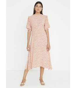 JEAN MARIE MIDI DRESS - MATHIOLA