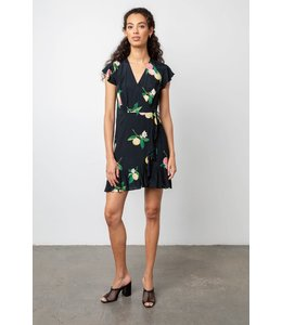 RAILS KOREEN DRESS - 1801 - BLK FRUITS