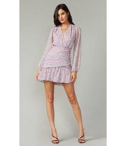 GREYLIN TARAMA DRESS - 3875 - LILAC