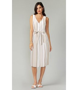 GREYLIN DENISE DRESS - 3871 - LILAC TAN