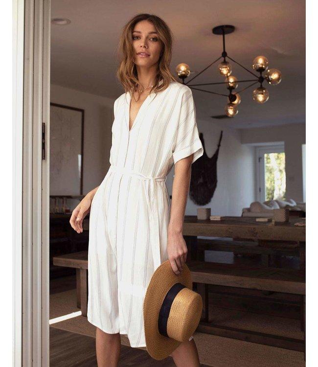 GENTLE FAWN KAYSEY DRESS - 8386 - STRIPE