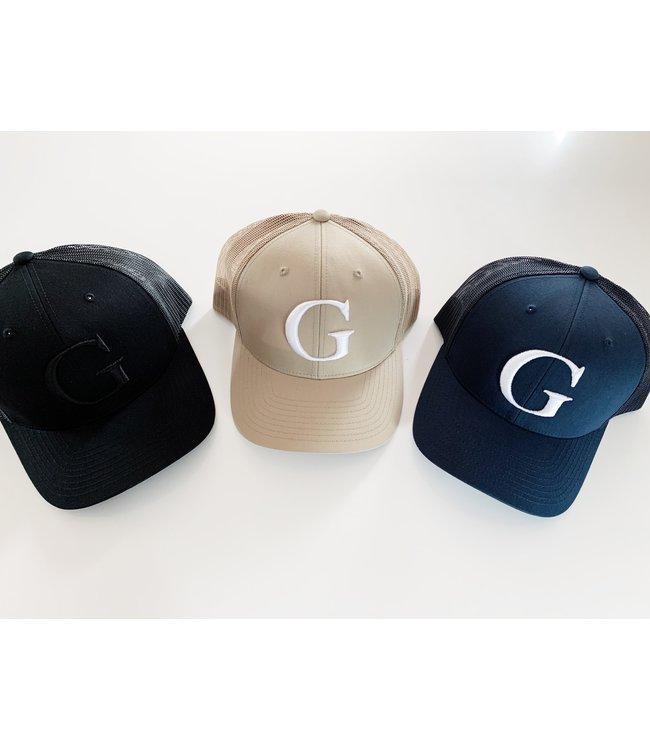 GLORIUS CAP - G - 3 COLORS