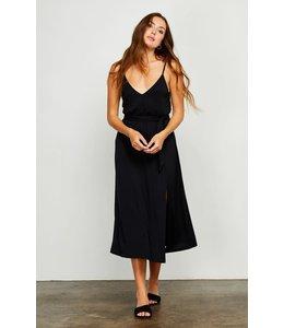 GENTLE FAWN WILLA DRESS - BLACK -
