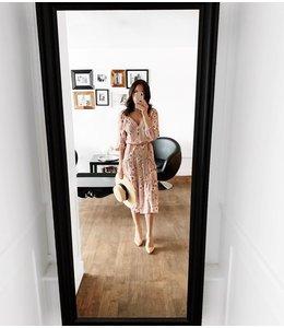 VELVET MADDY04 DRESS - TAHITI PINK