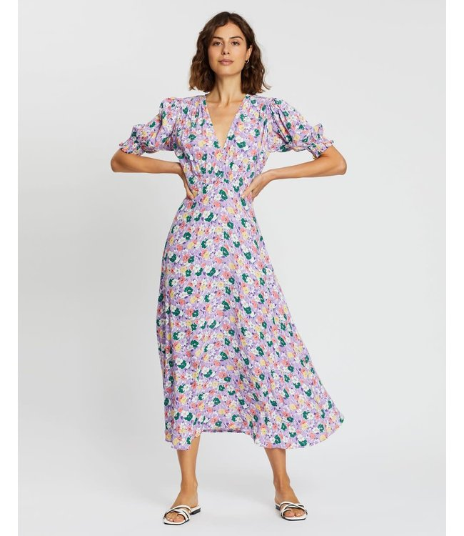 MARIE LOUISE DRESS - FLORAL