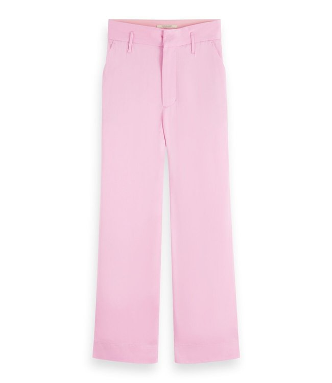 TAILORED PANTS - 396 - PINK