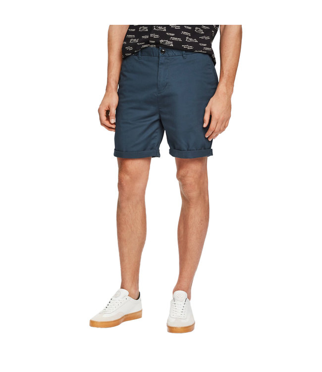 SCOTCH AND SODA CHINO SHORT - NOS - STEEL