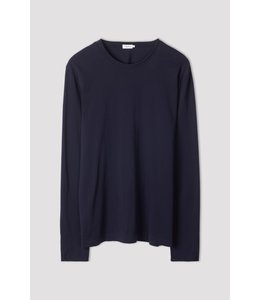 f ROLL NECK LONGSLEEVE - 27371 - NAVY