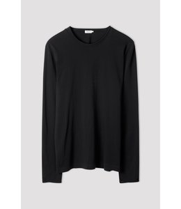 ROLL NECK LONGSLEEVE - 27371 - BLACK