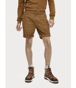 SCOTCH AND SODA CHINO SHORT - NOS - CHESTNUT