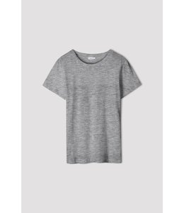 Filippa K COTTON TEE 1448 -  GREY -