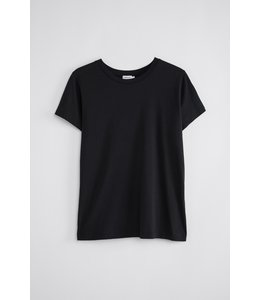 COTTON TEE 1433 - BLACK -
