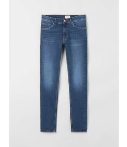 TIGER OF SWEDEN EVOLVE DENIM - 0001 - ROYAL BLUE