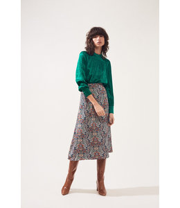 FIONA SKIRT EMERAUDE -
