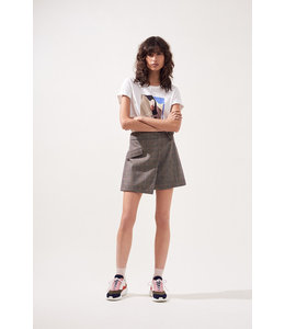 BESS SHORT - GREY -