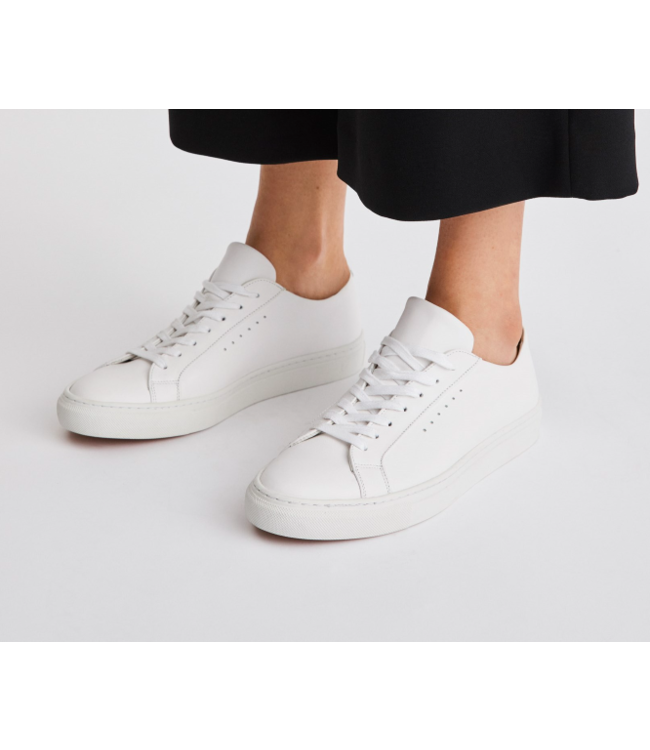 KATE LOW SNEAKER - WHITE -