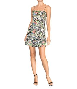 JULIE DRESS  - CANNES FLORAL -