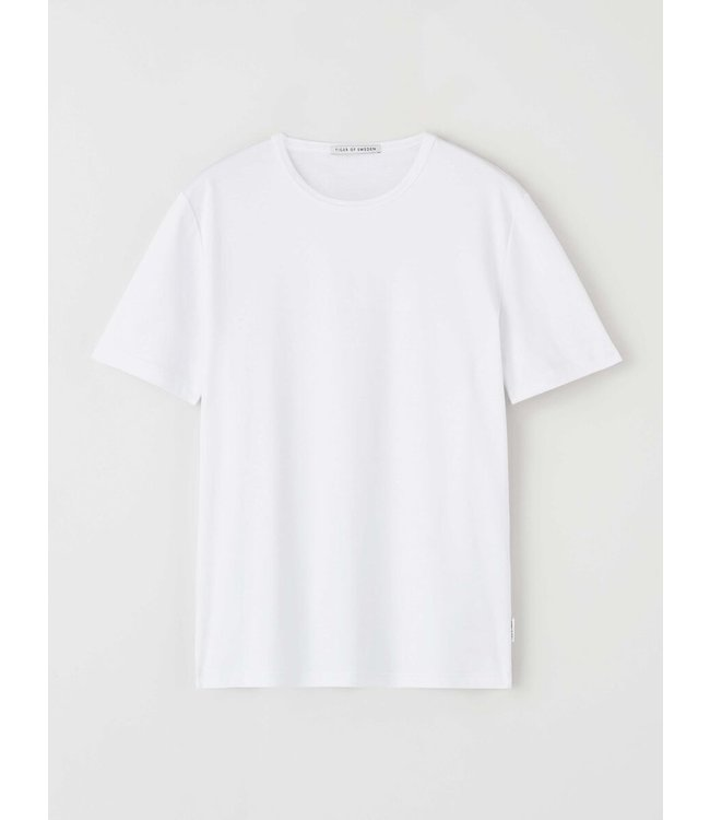 TIGER OF SWEDEN T-SHIRT OLAF - PURE WHITE