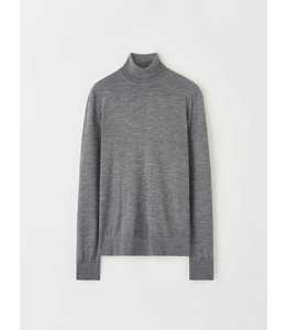 TIGER OF SWEDEN NEVILE PULLOVER- GREY-