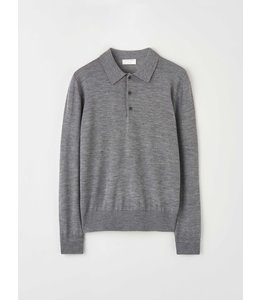 TIGER OF SWEDEN NEWTON PULLOVER - DARK GREY -