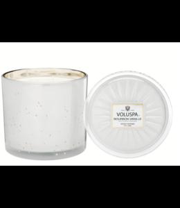 BOURBON VANILLE 3 WICK GRANDE MAISON CANDLE- 36 oz