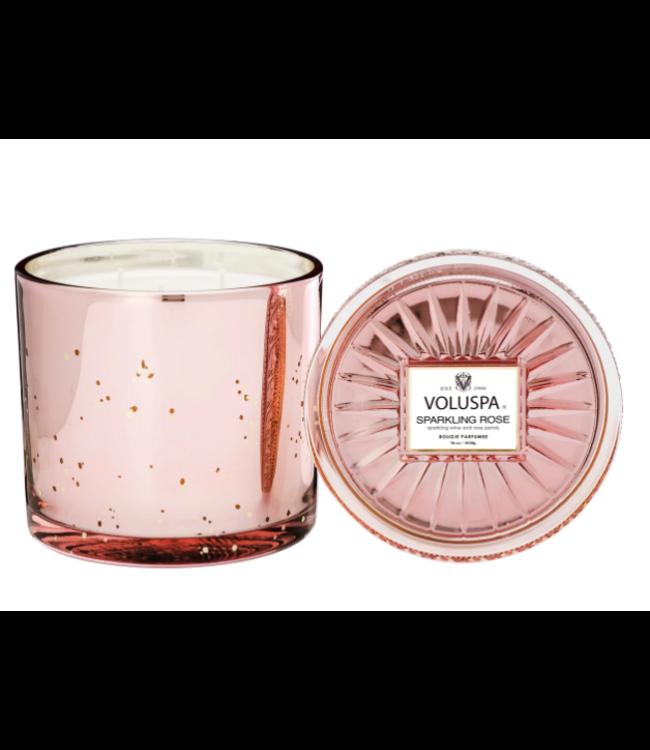 SPARKLING ROSE CORTA MAISON CANDLE -11oz