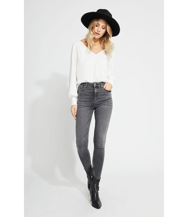 LUCY TOP - WHITE -