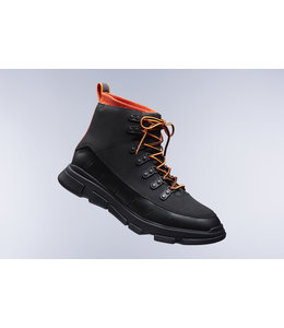 CITY HIKER - BLACK/ORANGE -