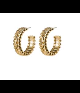 TASHA EARRINGS - GOLD