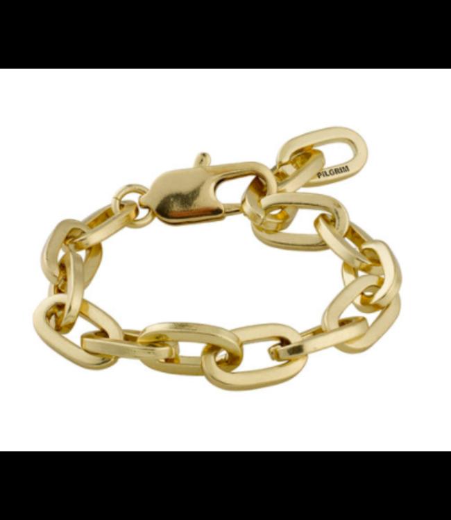 TOLERANCE BRACELET - GOLD