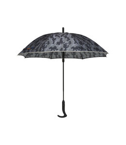 Umbrella Long - Night Camo/Black