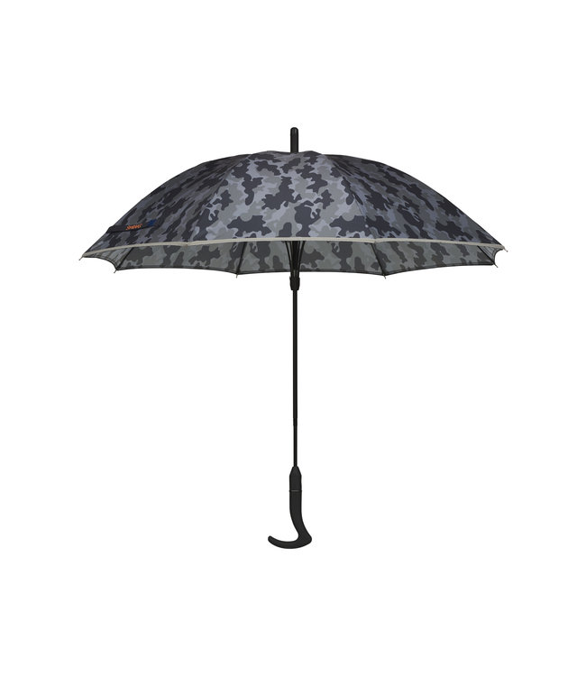 SWIMS Umbrella Long - Night Camo/Black